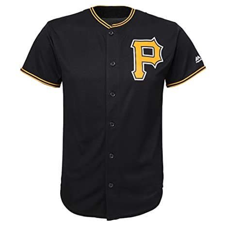 timeless design 5e5c8 7e460 Amazon.com : Pittsburgh Pirates Youth Cool Base Alternate ...