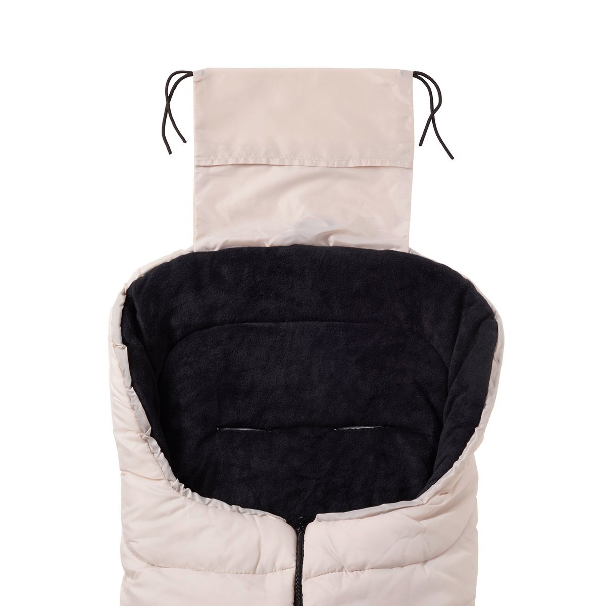 babycab Fu/ßsack Eco Big wasser /& windabweisender Winterfu/ßsack mit softem Polarfleece-Futter /& breiten Gurtschlitze
