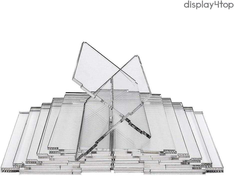 New 7 Tier Round Display4top support /à cupcake en acrylique /écran pour mariage f/ête danniversaire