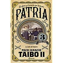 Patria 3 (Spanish Edition)