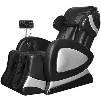 Vidaxl Elektrischer Massagesessel Ruhesessel Mit Super Screen