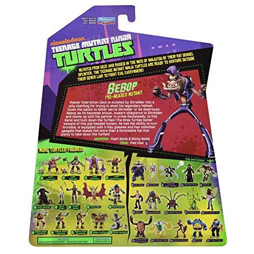 Nickelodeon Teenage Mutant Ninja Turtles Bebop Figura ...