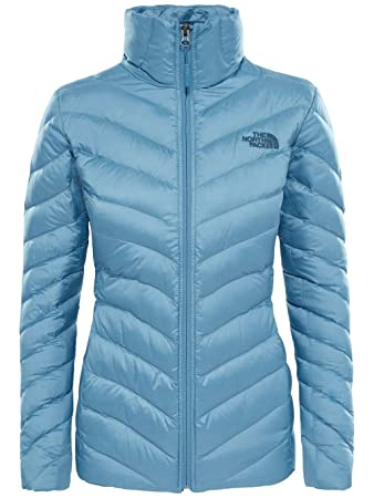 f7bad4da1 X-Large, Provincial Blue) - The North Face Women's Trevail Jacket ...