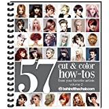 57 Cut and Color How-to's Step By Step Book From Your Favorite Artists- Vol. 2