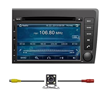 Bluelotus Reg 7 Quot Car Gps Navigation System Car Dvd Player For Volvo S60 V70