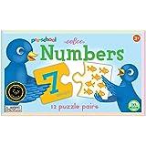 eeBoo Pre-school Numbers Puzzle Pairs