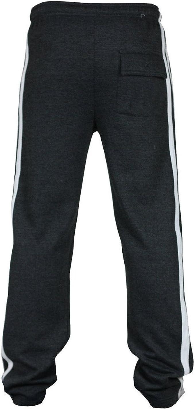 Loose Jogging Striped Printing Sweatpants Fitness Drawstring Sport Pants Triskye Mens Sport Pants