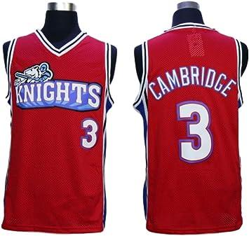 Amazon.com: MVG Athletics Cambridge #3 Knights Throwback ...