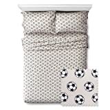 Soccer Sheet Set - Pillowfort (Full)
