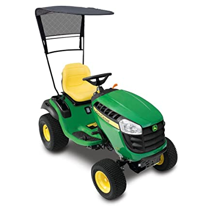 Amazon.com: John Deere tractor Serie 100 Sun Canopy: Jardín ...