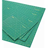 """MemOffice Cutting Mat 18"""" x 24"""", Professional Self Healing Rotary Mat, Double Sided, Durable, Ideal for Quilting, Sewing, Scrapbooking and All Arts & Crafts Projects"""