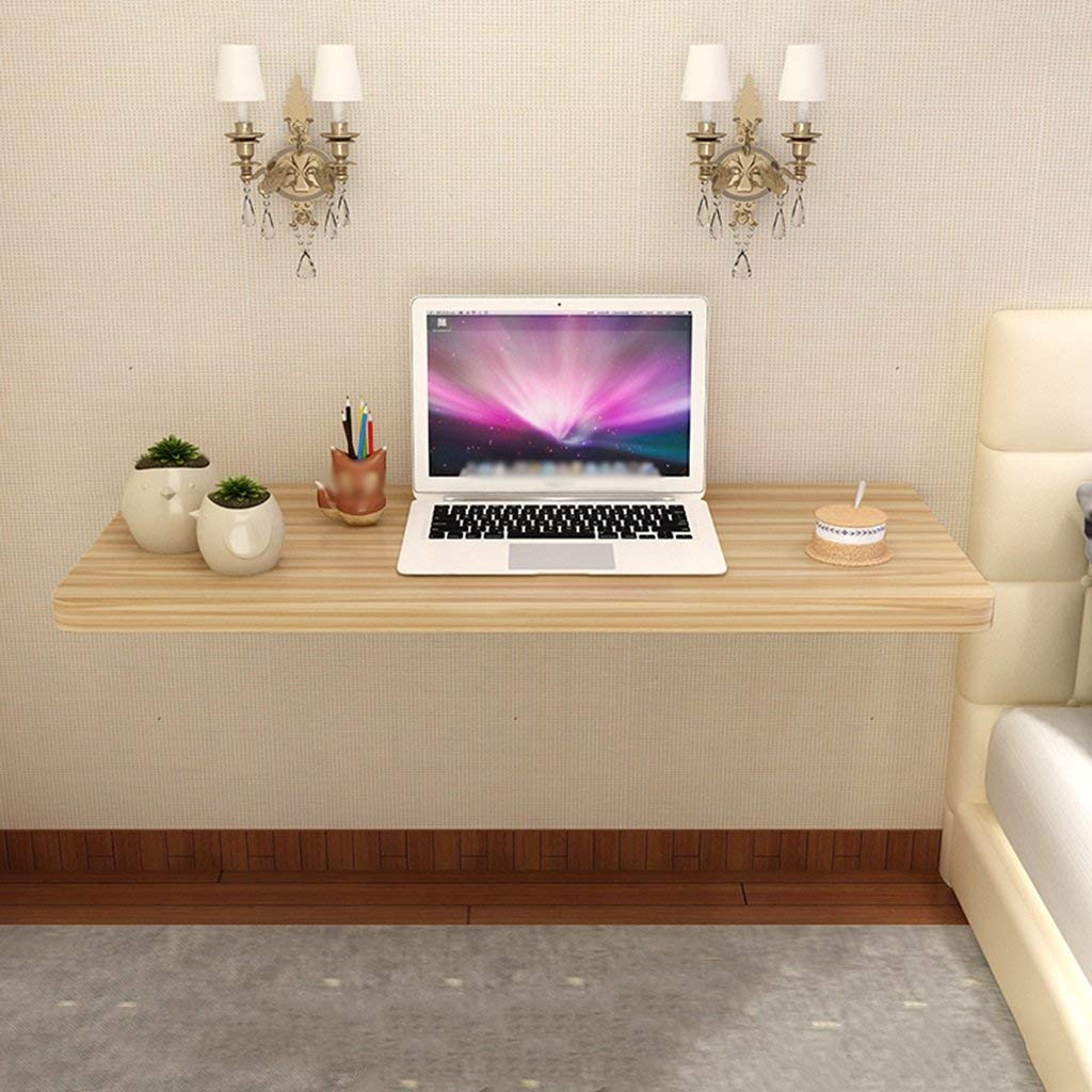 100cm40cm MBD Kitchen Folding Dining Table Wall-Mounted Computer Desk Household Simple Wall Table for Small Space (Size   100cm40cm)