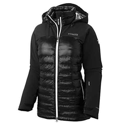 Columbia Heatzone 1000 TurboDown Hooded Jacket - Womens