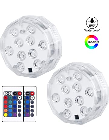 Led Lamps 1pcs Build-in Abs Water Proof Rgb Colorful Underwater Led Spa Light Water Jets Lamp Led Underwater Lights