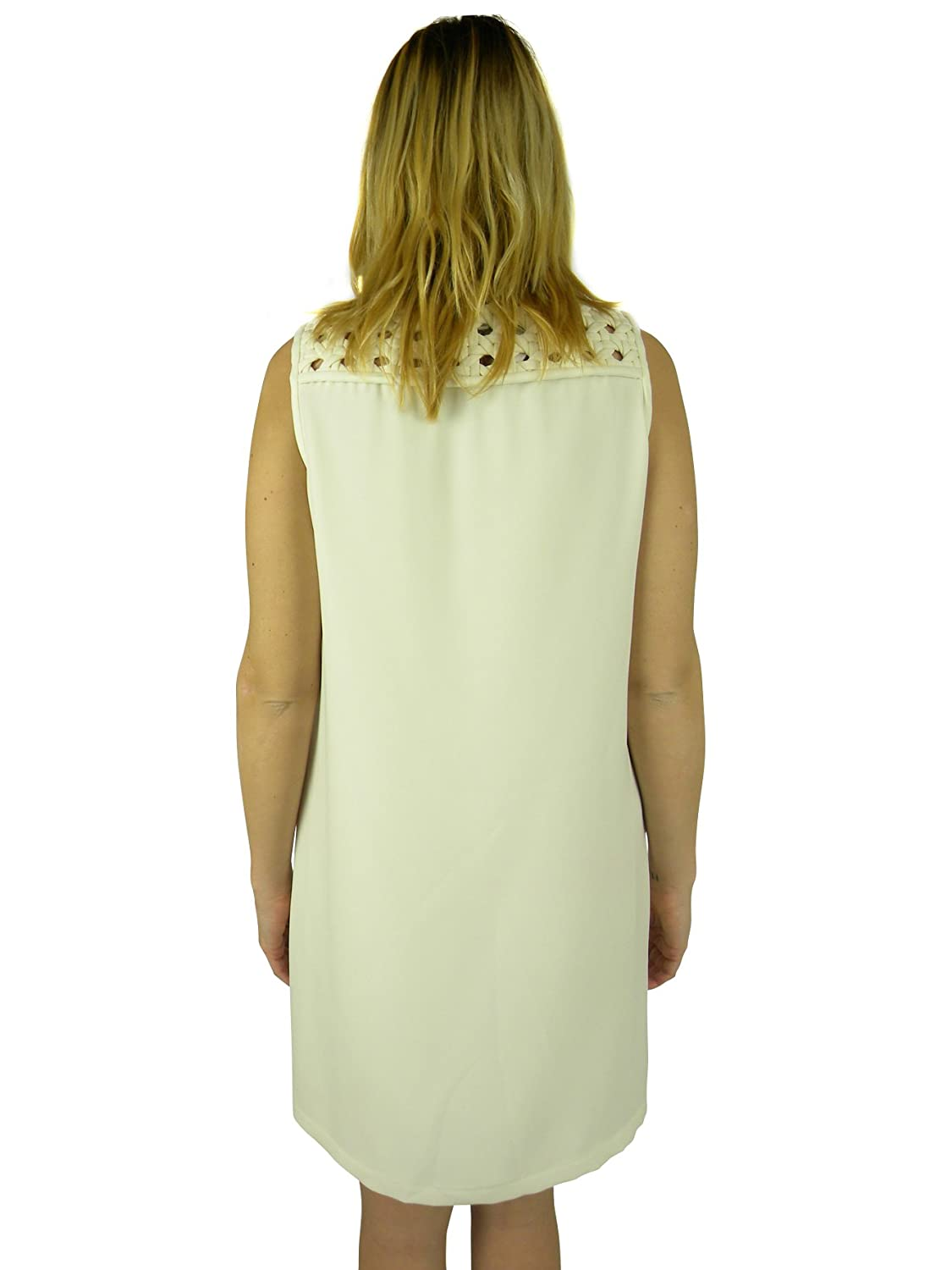 Diane von Furstenberg Womens New Pearl Hope Keyhole Shift Dress