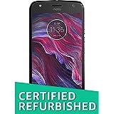(Certified REFURBISHED) Motorola Moto X4 (Black, 64GB, 4GBRAM)