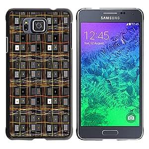 Dragon Case - FOR Samsung ALPHA G850 - Levels of the world - Caja protectora de pl??stico duro de la cubierta Dise?¡Ào Slim Fit