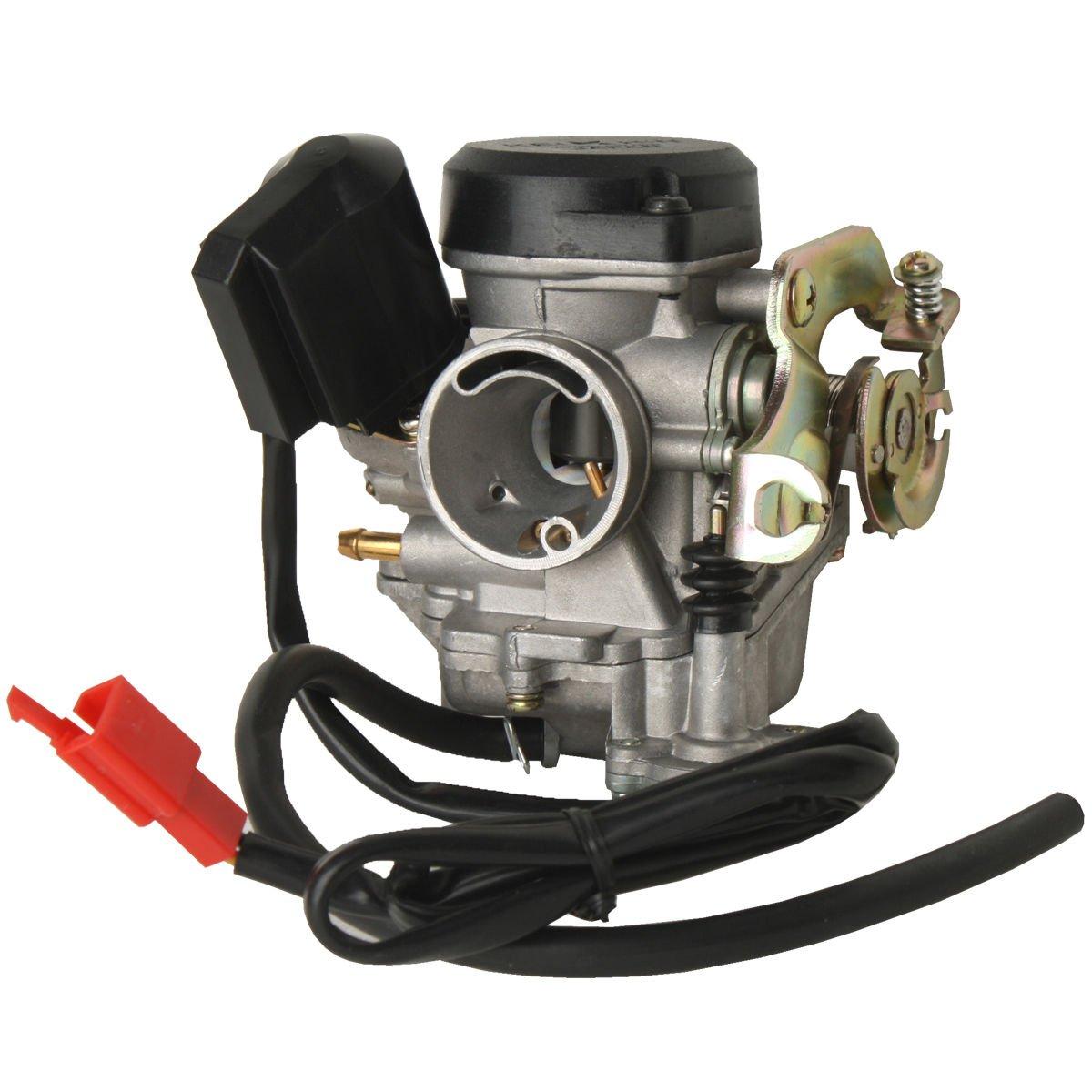 Amazon com: Lumix GC Carburetor For Kymco Agility 50 People