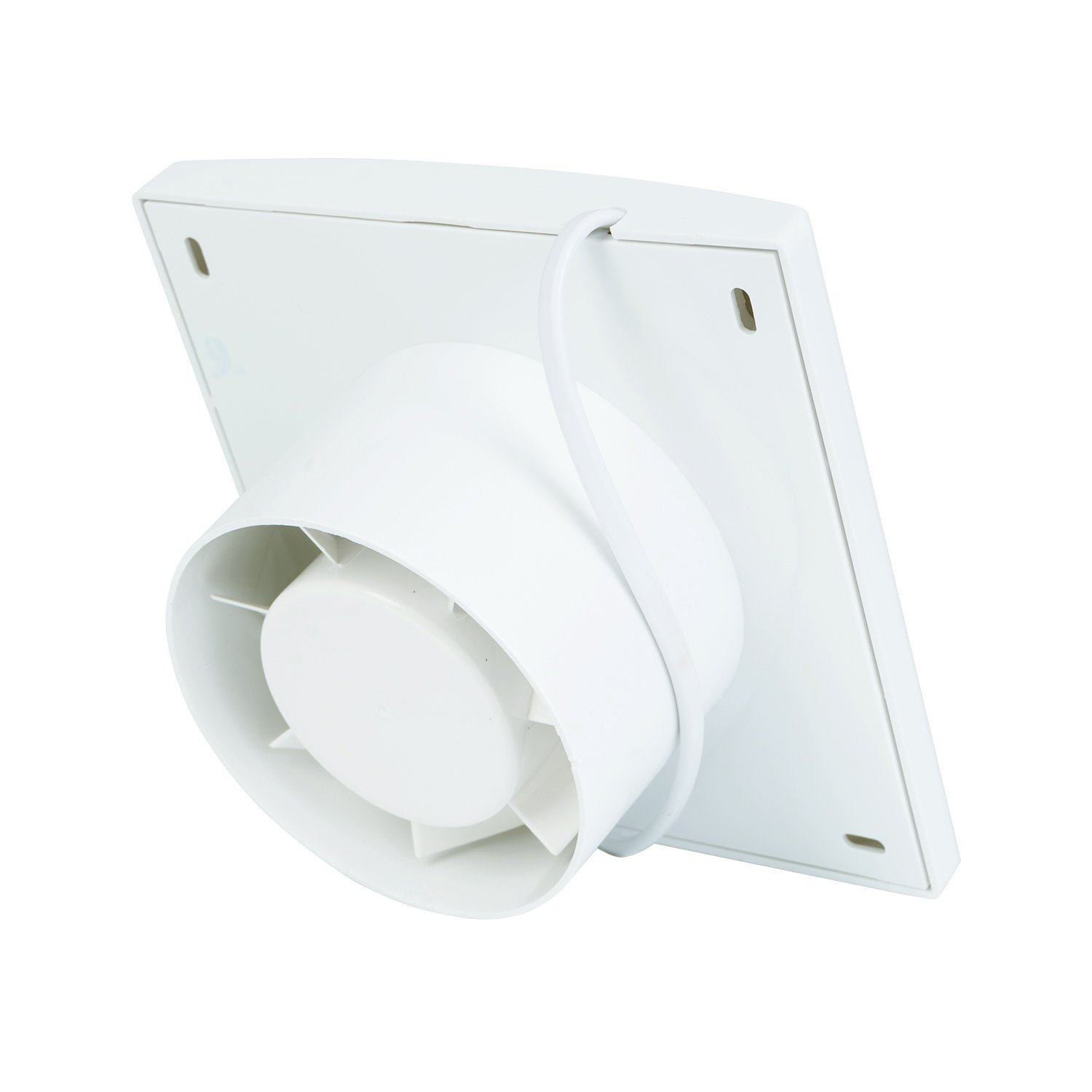 Ventilation Exhaust Fan, HG POWER Strong Exhaust Extrator Fan Wall Mount & Ceiling Exhaust Fan Built-in Household Ventilation Fans (PI372) by HG POWER (Image #4)