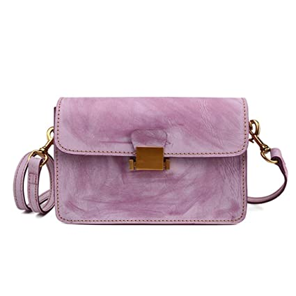 ac17f3e744ad Image Unavailable. Image not available for. Color  YUKILO Women Casual  Small Crossbody Saddle Bags Shoulder Purse Designer ...