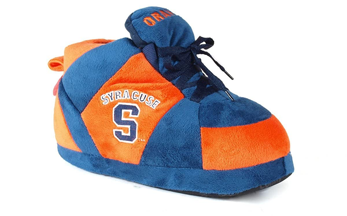 Happy Feet Men's and Womens Womens and Officially Licensed NCAA College Sneaker Slippers B002ZICCV0 Slippers 753639