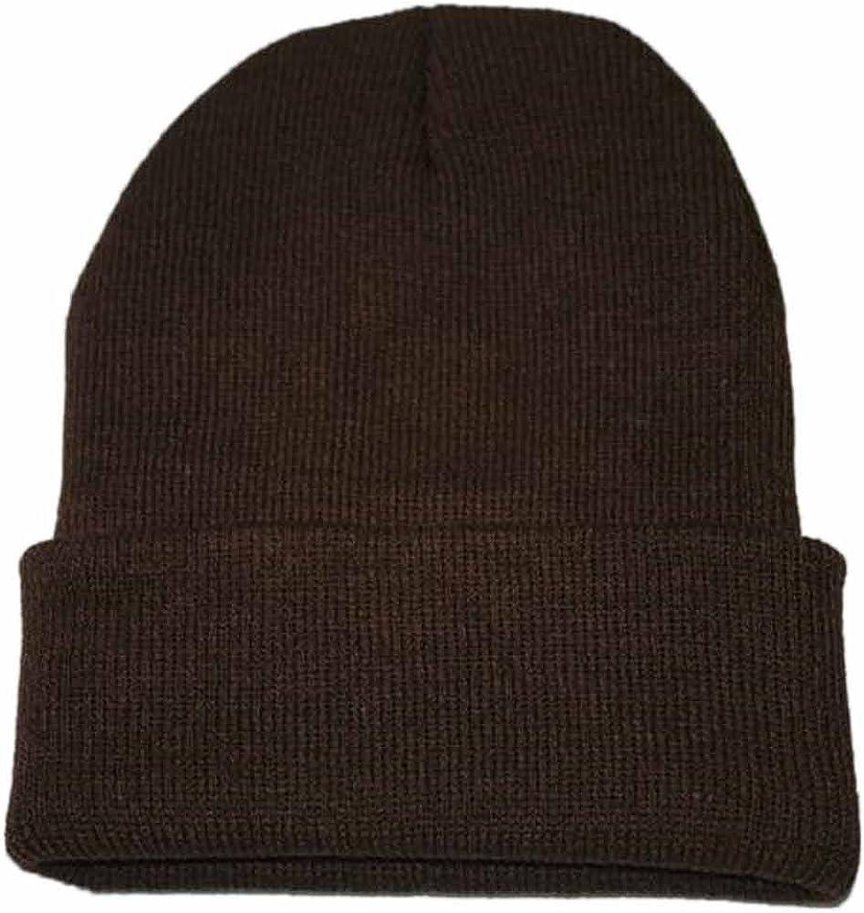 JUTOO Motif de Broderie Chapeau Chaud Unisexe Bonnet tricot/é Chapeaux Bonnet Chaud Bonnet Souple