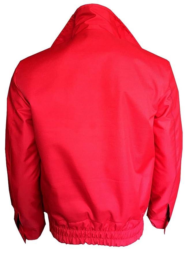 Amazon.com: Chaqueta de algodón para hombre James Dean Jim ...
