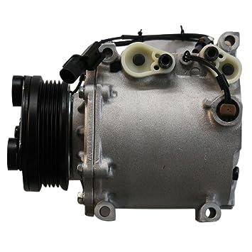 Millón de piezas Compresor de aire acondicionado y un ajuste de embrague para 98 - 07 Mitsubishi/01 - 05 Dodge Stratus/01 - 05 Chrysler Sebring: Amazon.es: ...