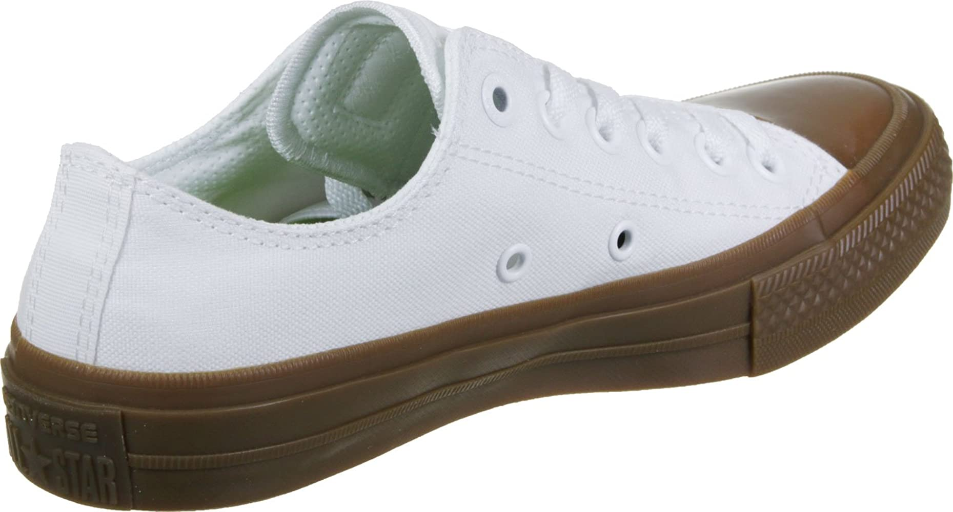 Converse Chuck Taylor All Star II Gum OX Sneaker 7 US 40