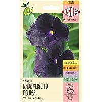 Sementes Amor-Perfeito Eclipse Sem Agrotóxico ISLA