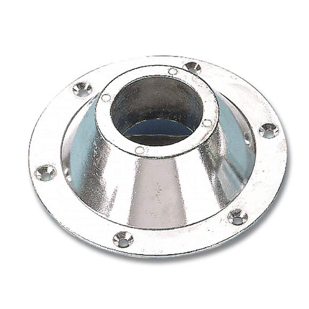 Trem Surface Mount Die Cast Aluminium Table Support Base Desmo Type