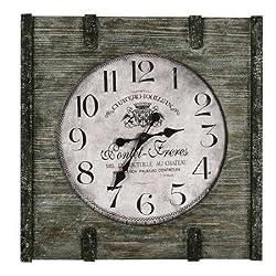 Cooper Classics St. Clair Wall Clock