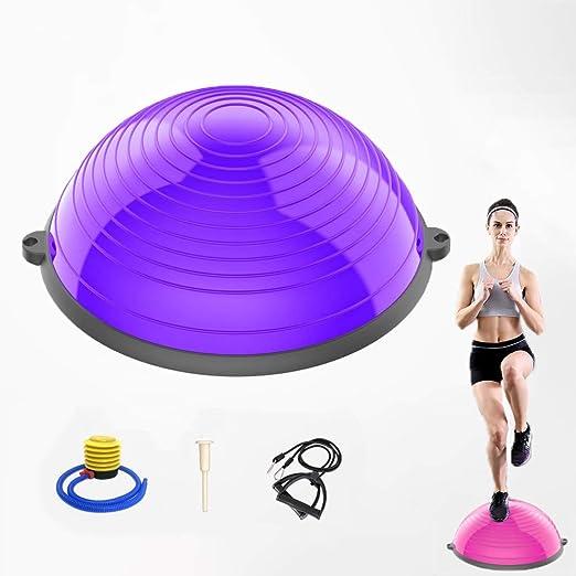 ZYHA Balance Trainer Fitball Bola de Equilibrio para Entrenamiento ...