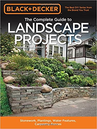 ??FREE?? Black & Decker The Complete Guide To Landscape Projects, 2nd Edition: Stonework, Plantings, Water Features, Carpentry, Fences (Black & Decker Complete Guide). servers comercio addition purchase Effects promulgo Welcome