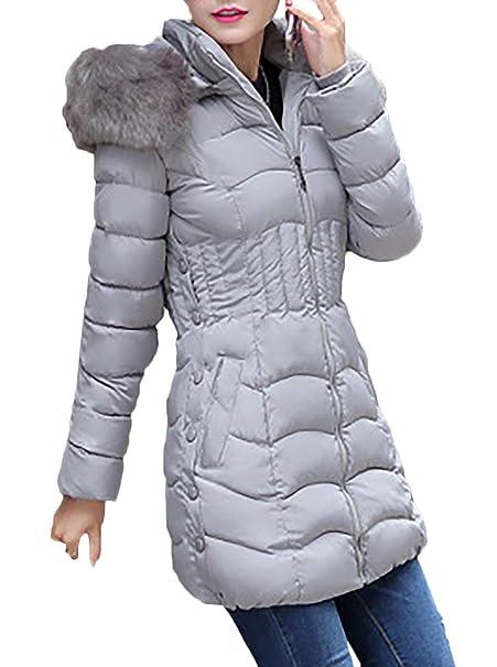 the best attitude 2dcd8 4743d HX fashion Piumini Donna Lunga Prodotto Plus Parka Invernale ...