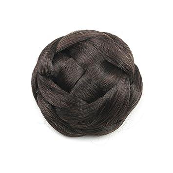 Amazon.com : DENIYA Braided Bun Hair Extensions