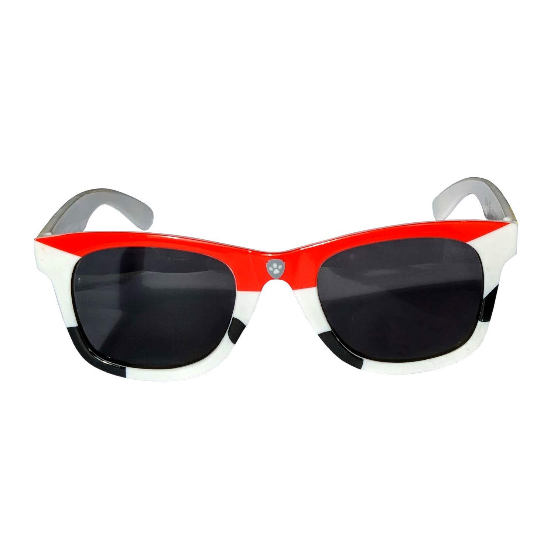 Materiale Leggero Anni 3+ Lenti Colore Blu e Protezione 100/% UV400 Occhiali da Sole Bambino Premium Paw Patrol Marshall