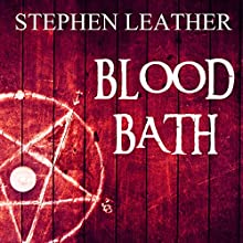 Blood Bath Audiobook by Stephen Leather Narrated by Paul Thornley