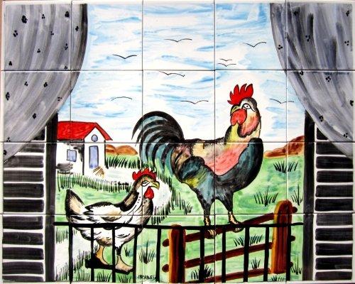 Cute 1200 X 600 Ceiling Tiles Huge 3X6 Subway Tile Backsplash Shaped 4 Ceramic Tile 4X12 Subway Tile Youthful 4X4 Ceramic Floor Tile ColouredAnn Sacks Tile Backsplash Amazon.com: Decorative Ceramic Tiles: Hand Painted Mosaic Murals ..