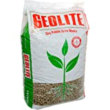 GEOLITE GMGC45L 45L Clay Pebbles, 45 Liter, Grey