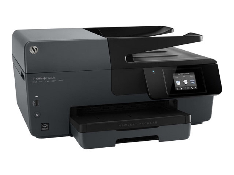 HP Officejet 6820 e todo en uno - Impresora multifunción ...