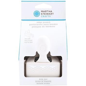 Martha Stewart Zierdeckchen Spitze Edge punch-: Amazon.de: Küche ...