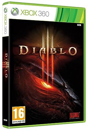 Diablo Iii Microsoft Xbox 360 Amazon Es Videojuegos