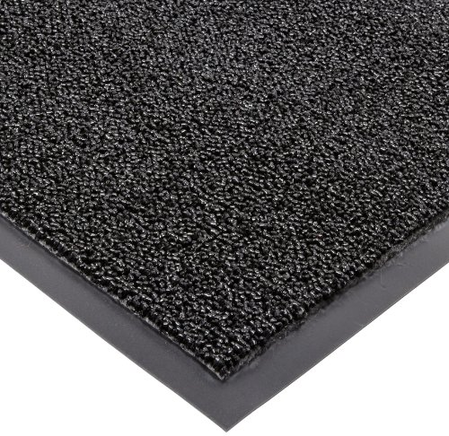 - Notrax Non-Absorbent Fiber 231 Prelude Entrance Mat, for Outdoor and Heavy Traffic Areas, 3' Width x 5' Length x 1/4