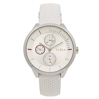 9c8413c99d73 [フルラ] 腕時計 レディース FURLA R4251102520 899283 W480 WU0 PET シルバー ホワイト [並行輸入