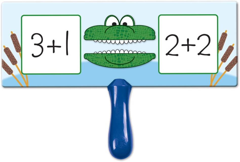 Learning Resources Greater Gator Answer Board