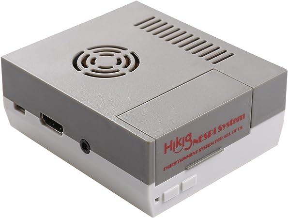 Hikig Nes Gehäuse Für Raspberry Pi Model 3 2 Und B Computer Zubehör