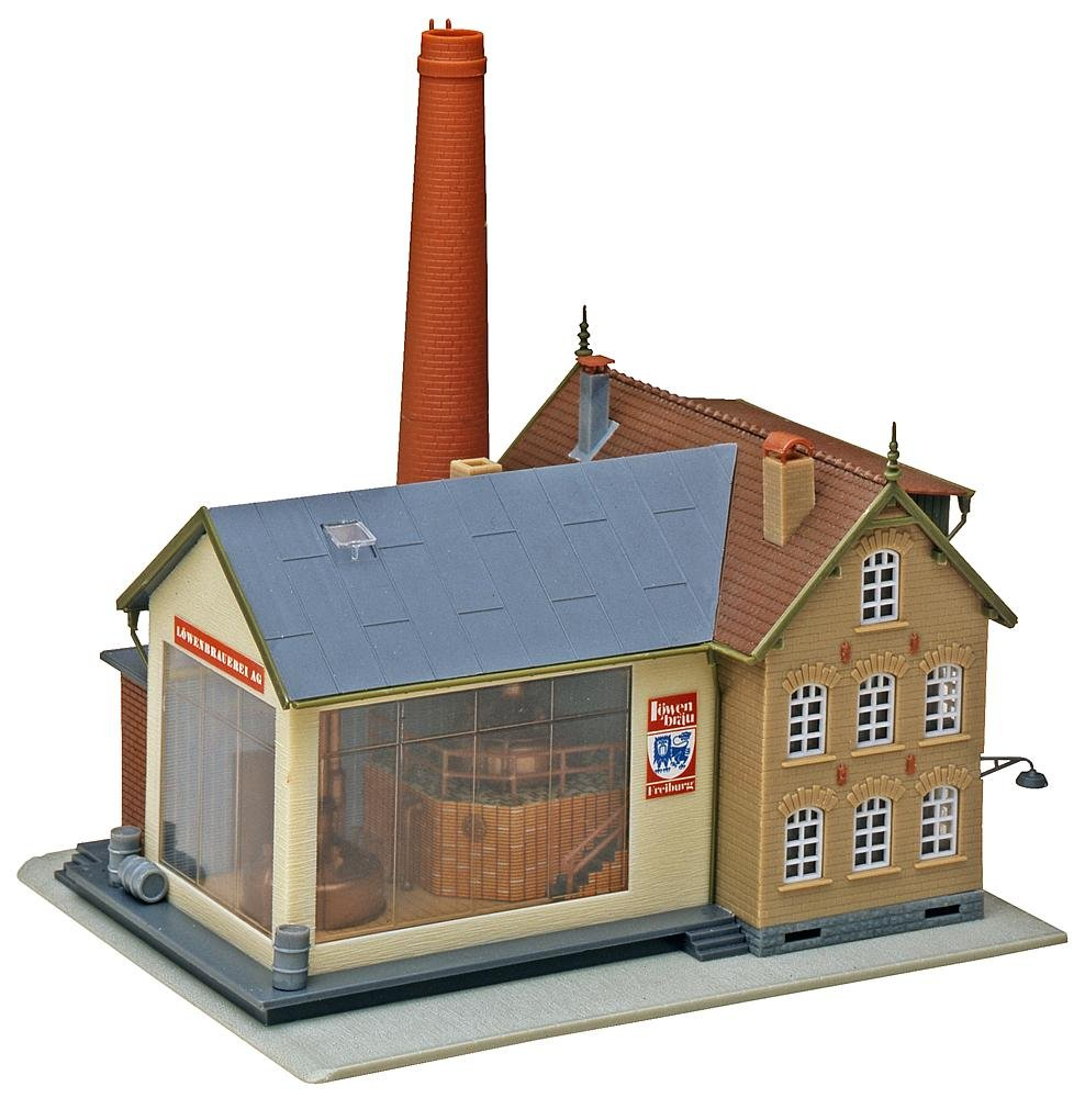 Faller 130960 Brewery HO Scale Building Kit