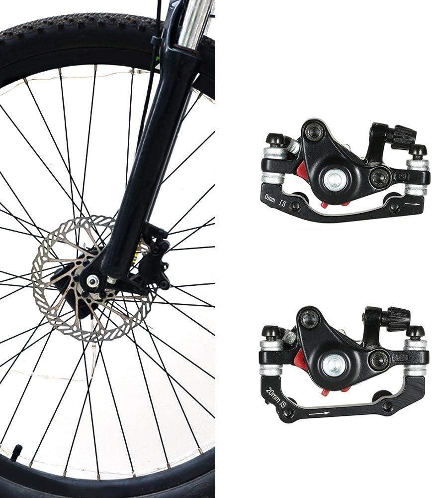 Accesorios de ciclismo Bicicleta de montaña Bicicleta mecánica Freno de disco / Metal MTB Bicicleta de carretera Piezas de bicicleta, Material: aleación de aluminio. Accesorios para bicicletas: Amazon.es: Deportes y aire libre