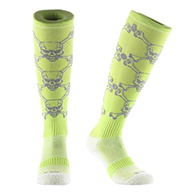 e3479491288 Samson Hosiery ® DETAILED SKULL Print Funky Novelty Fashion Gift Socks  Football Rugby Sports And Casual
